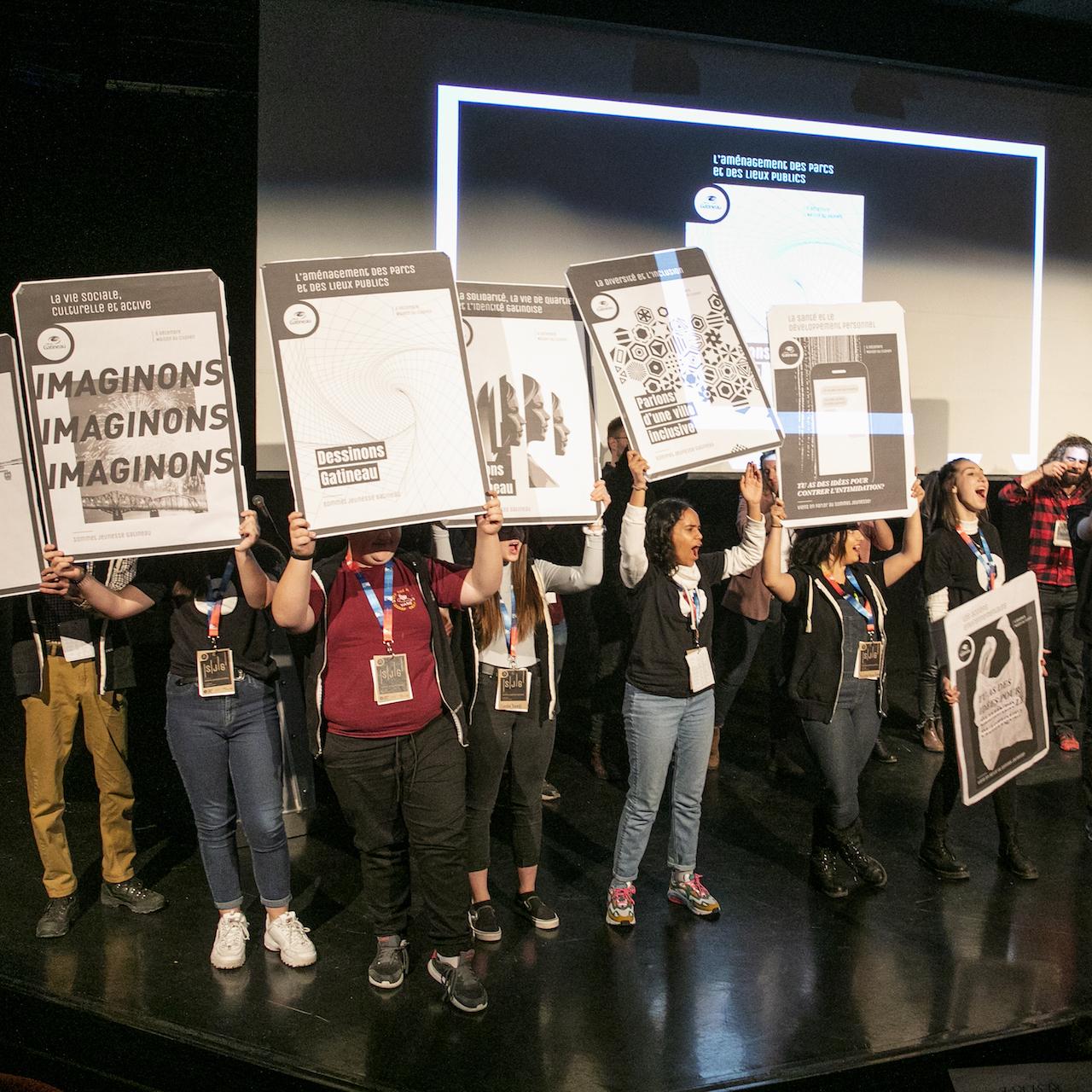 Commission jeunesse de la Ville de Gatineau — Sommet jeunesse