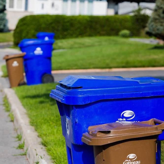 Ville de Gatineau – Implantation d'incitatifs tarifaires à la réduction des ordures ménagères à la Ville de Gatineau