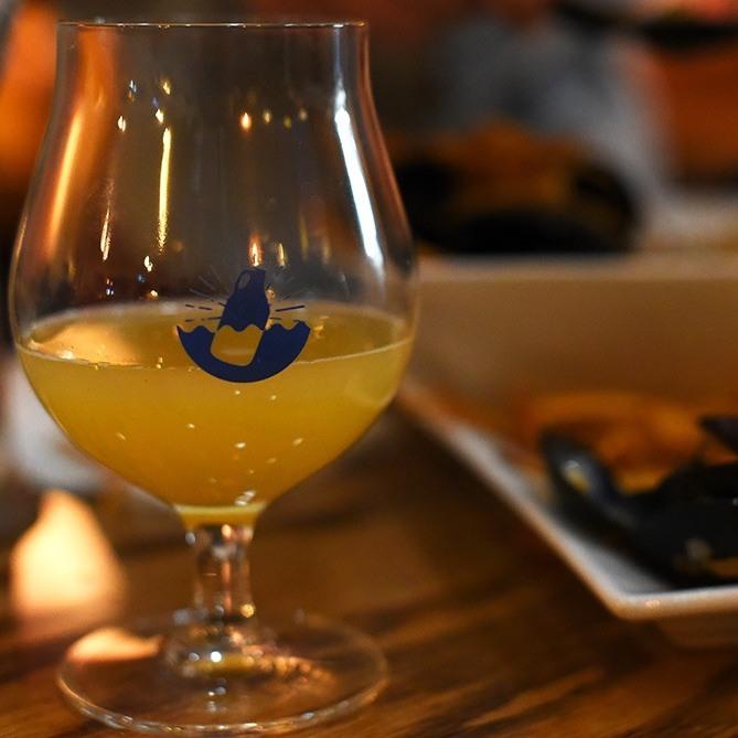 Brasserie artisanale À la Dérive — La dérive des matières résiduelles