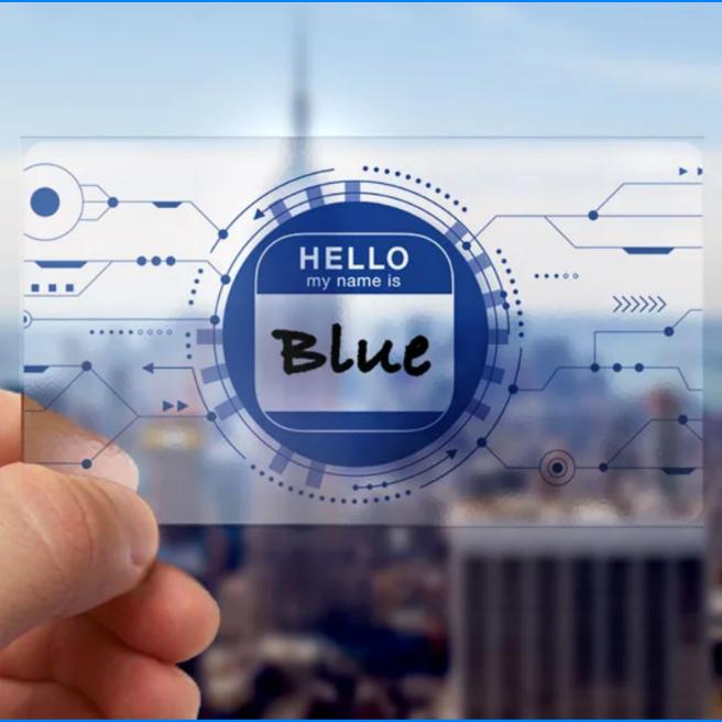 Projets Outaouais – Blue Social Card